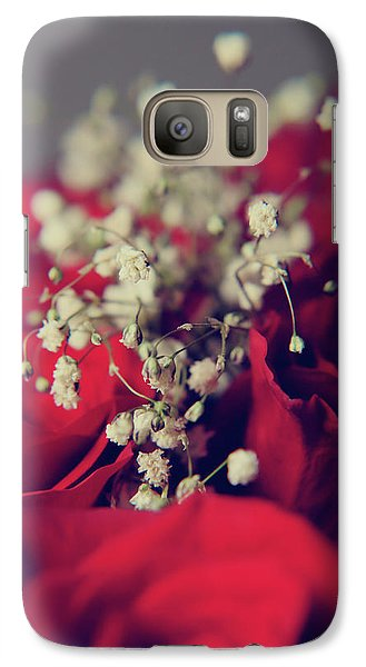 Galaxy Case featuring the photograph Breath by Laurie Search
