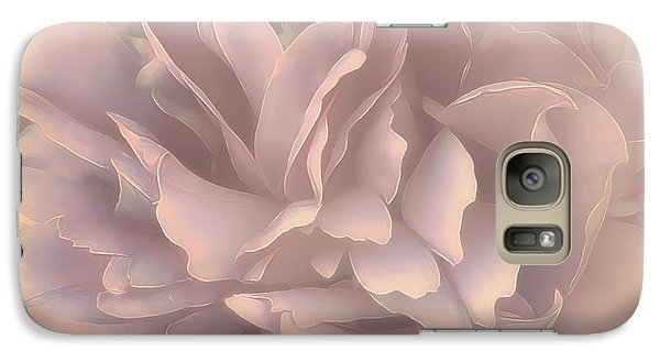 Galaxy Case featuring the photograph Breeze In Pastel Pearl by Darlene Kwiatkowski