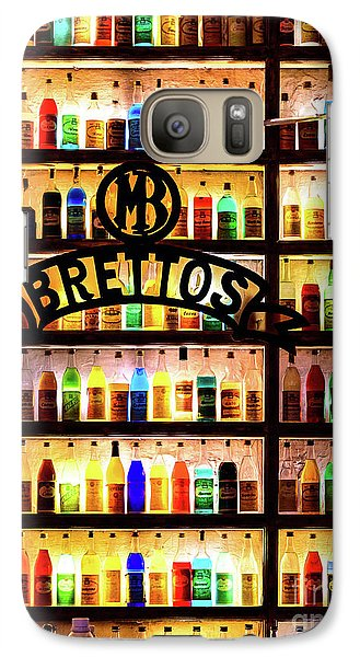 Brettos Bar In Athens, Greece - The Oldest Distillery In Athens Galaxy S7 Case