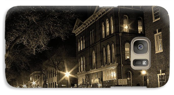 Galaxy Case featuring the photograph Market Street by Robert Geary