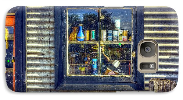 Galaxy Case featuring the photograph Bric-a-brac by Wayne Sherriff