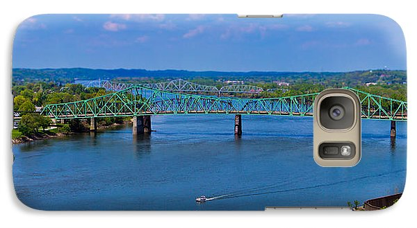 Bridge On The Ohio River Galaxy S7 Case