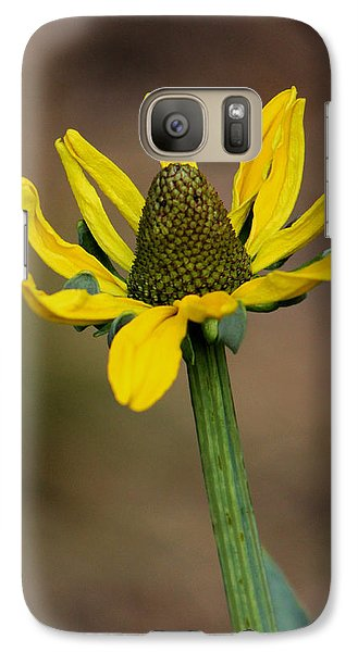 Galaxy Case featuring the photograph Bright And Shining by Deborah  Crew-Johnson