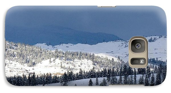 Galaxy Case featuring the photograph Bright Patch Of Sunshine by Will Borden