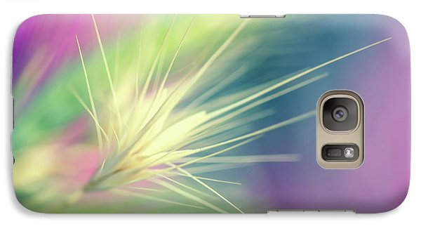 Bright Weed Galaxy S7 Case