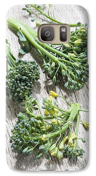 Broccoli Florets Galaxy S7 Case