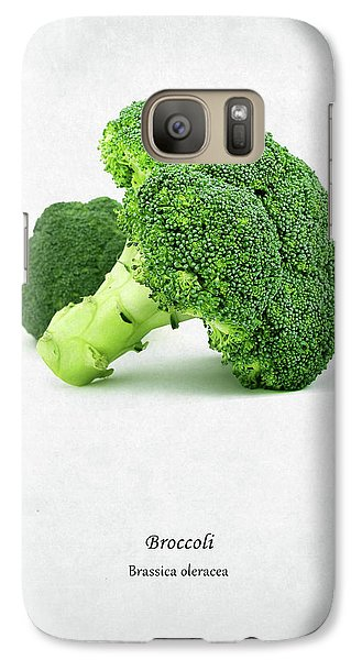 Broccoli Galaxy S7 Case by Mark Rogan
