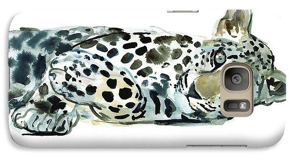 Broken Siesta Galaxy S7 Case by Mark Adlington