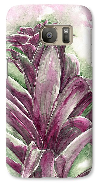 Bromeliad Galaxy S7 Case