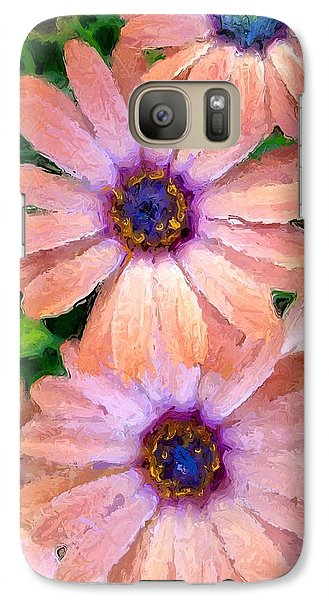 Galaxy Case featuring the photograph Bronze Beauty  by Heidi Smith