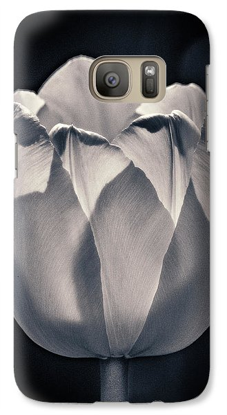 Brooding Virtue Galaxy S7 Case by Bill Pevlor