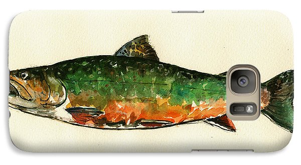 Brook Trout Galaxy S7 Case