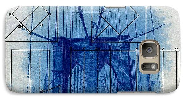 Brooklyn Bridge Galaxy S7 Case