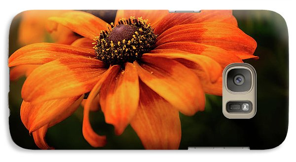 Galaxy Case featuring the photograph Brown Eyed Susan by Mary Jo Allen