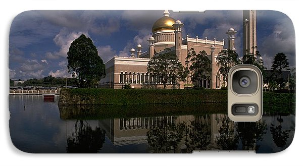Brunei Mosque Galaxy S7 Case