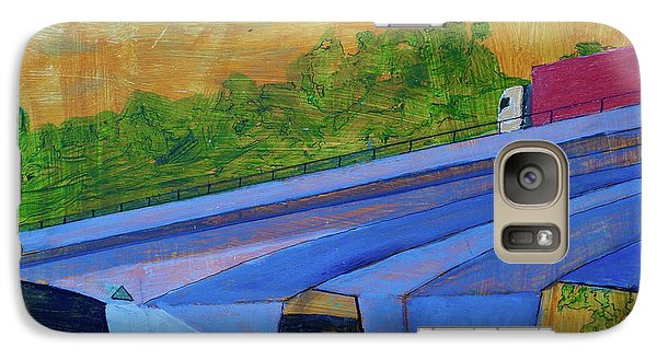 Brunswick River Bridge Galaxy S7 Case
