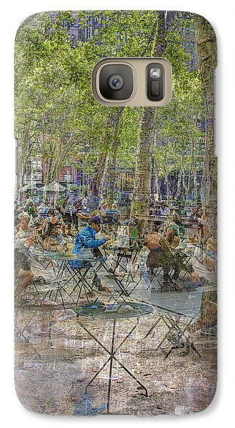 Bryant Park Collage 2 Galaxy S7 Case