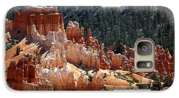 Mountain Galaxy S7 Case - Bryce Canyon  by Jane Rix