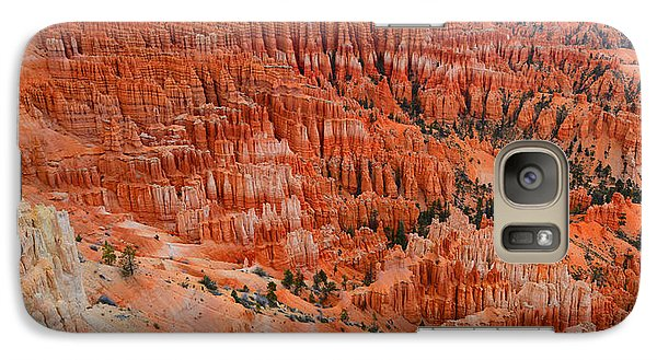 Bryce Canyon Megapixels Galaxy S7 Case