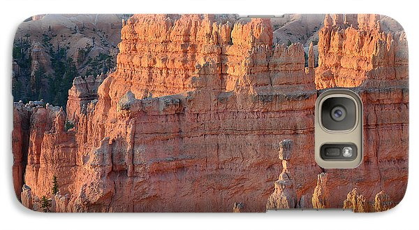Galaxy Case featuring the photograph Bryce Canyon Sunrise 2016a by Bruce Gourley