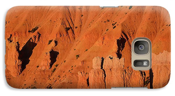 Galaxy Case featuring the photograph Bryce Canyon Sunrise 2016b by Bruce Gourley