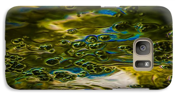 Bubbles And Reflections Galaxy S7 Case
