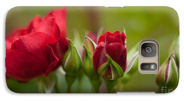 Bud Bloom Blossom Galaxy S7 Case