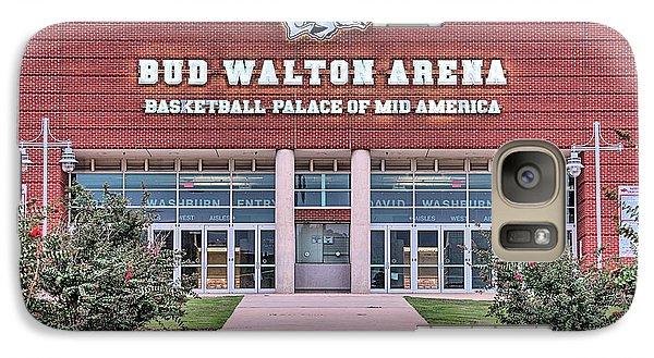 Bud Walton Arena Galaxy S7 Case