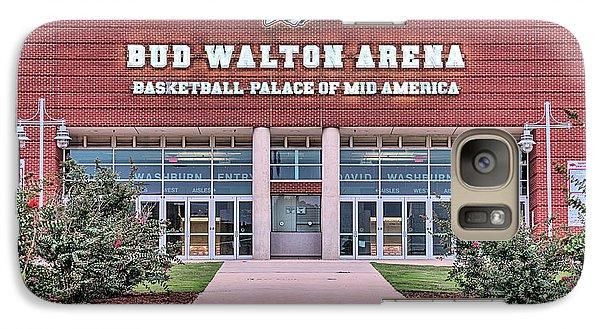 Bud Walton Arena Galaxy Case by JC Findley