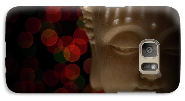Galaxy Case featuring the photograph Buddha by Brian Jones