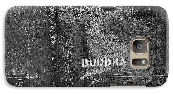 Galaxy Case featuring the photograph Buddha by Laurie Stewart
