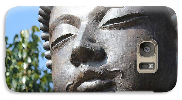 Galaxy Case featuring the photograph Buddha by Wilko Van de Kamp
