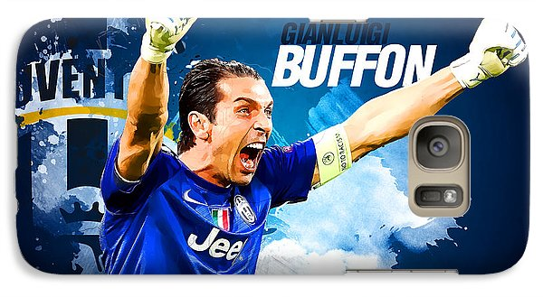 Buffon Galaxy Case by Semih Yurdabak