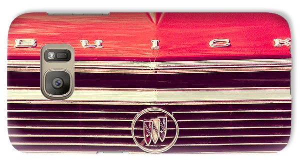 Galaxy Case featuring the photograph Buick Retro by Caitlyn Grasso