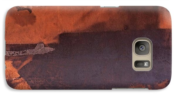 Galaxy Case featuring the photograph Bullfight by Laurie Stewart
