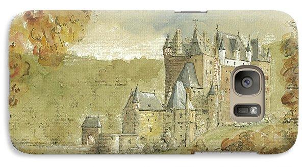 Burg Eltz Castle Galaxy S7 Case by Juan Bosco