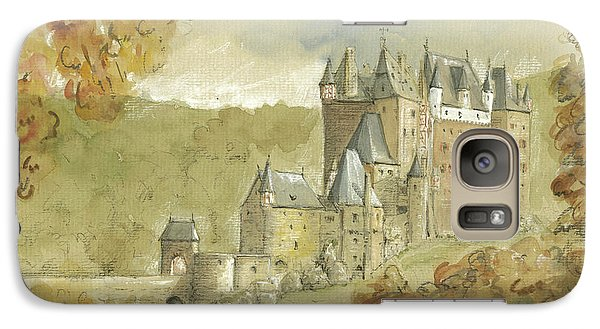 Burg Eltz Castle Galaxy S7 Case by Juan Bosco