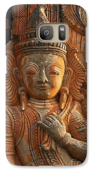 Galaxy Case featuring the photograph Burma_d187 by Craig Lovell