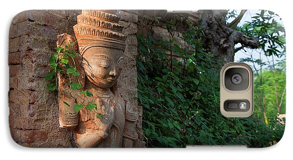 Galaxy Case featuring the photograph Burma_d195 by Craig Lovell