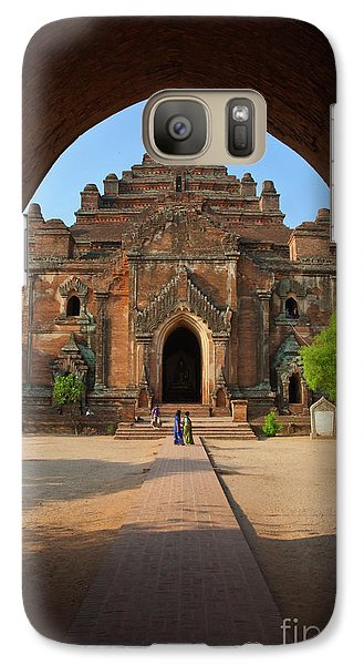 Galaxy Case featuring the photograph Burma_d2095 by Craig Lovell