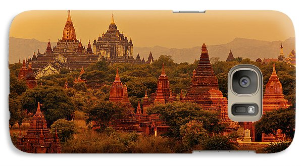 Galaxy Case featuring the photograph Burma_d2136 by Craig Lovell