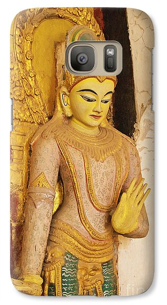 Galaxy Case featuring the photograph Burma_d2257 by Craig Lovell