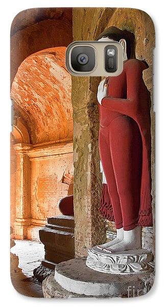 Galaxy Case featuring the photograph Burma_d2280 by Craig Lovell