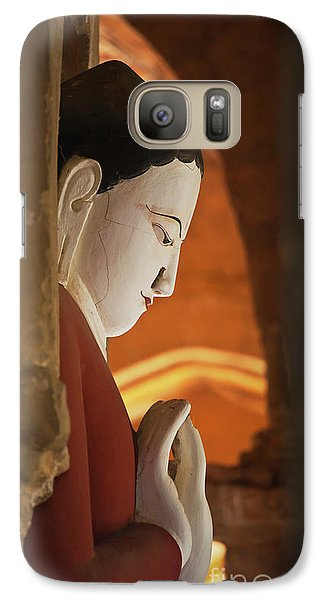 Galaxy Case featuring the photograph Burma_d2287 by Craig Lovell
