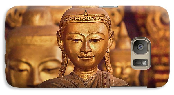 Galaxy Case featuring the photograph Burma_d579 by Craig Lovell