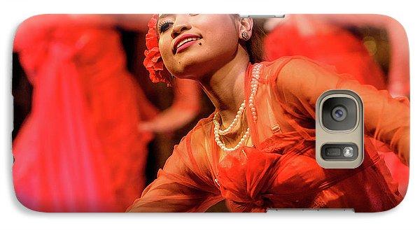 Burmese Dance 1 Galaxy S7 Case