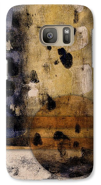 Galaxy Case featuring the photograph Burning Bright by Carol Leigh