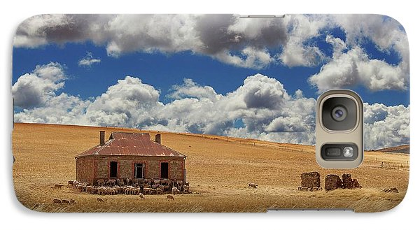 Galaxy Case featuring the photograph Burra by Tim Nichols