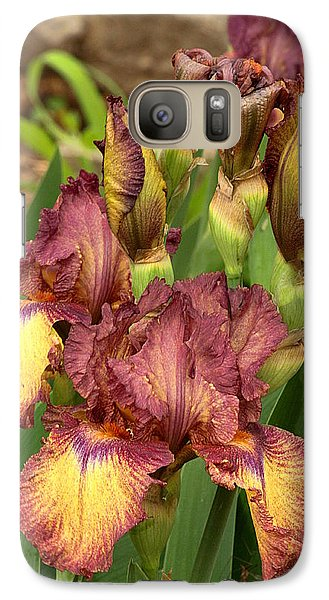 Galaxy Case featuring the photograph Bursting In Beauty by Sheila Brown