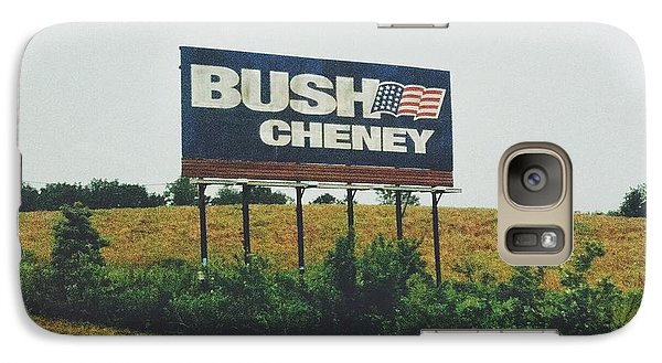 Bush Cheney 2011 Galaxy Case by Dylan Murphy